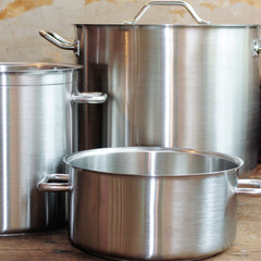 Stockpots  Braising Pans