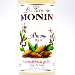 MONIN SYRUP  ALMOND  700ML