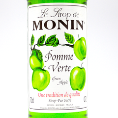 MONIN SYRUP   GREEN APPLE 700ML