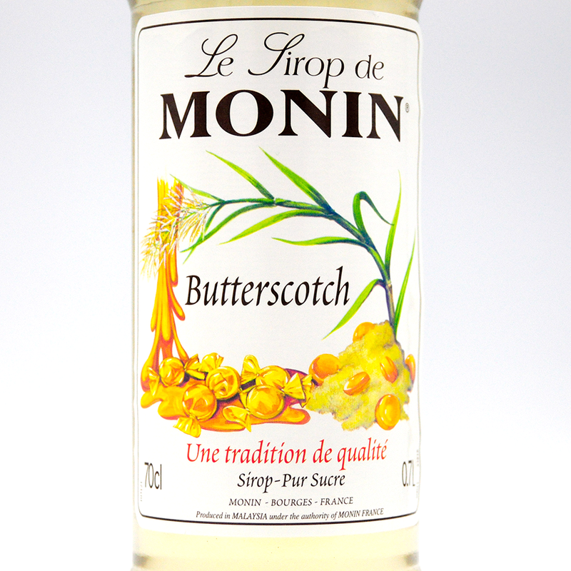 MONIN SYRUP     BUTTERSCOTCH   700ML