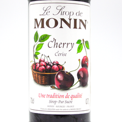 MONIN SYRUP   CHERRY  700ML