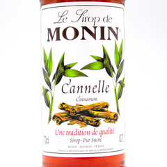 MONIN SYRUP  CINNAMON  700ML
