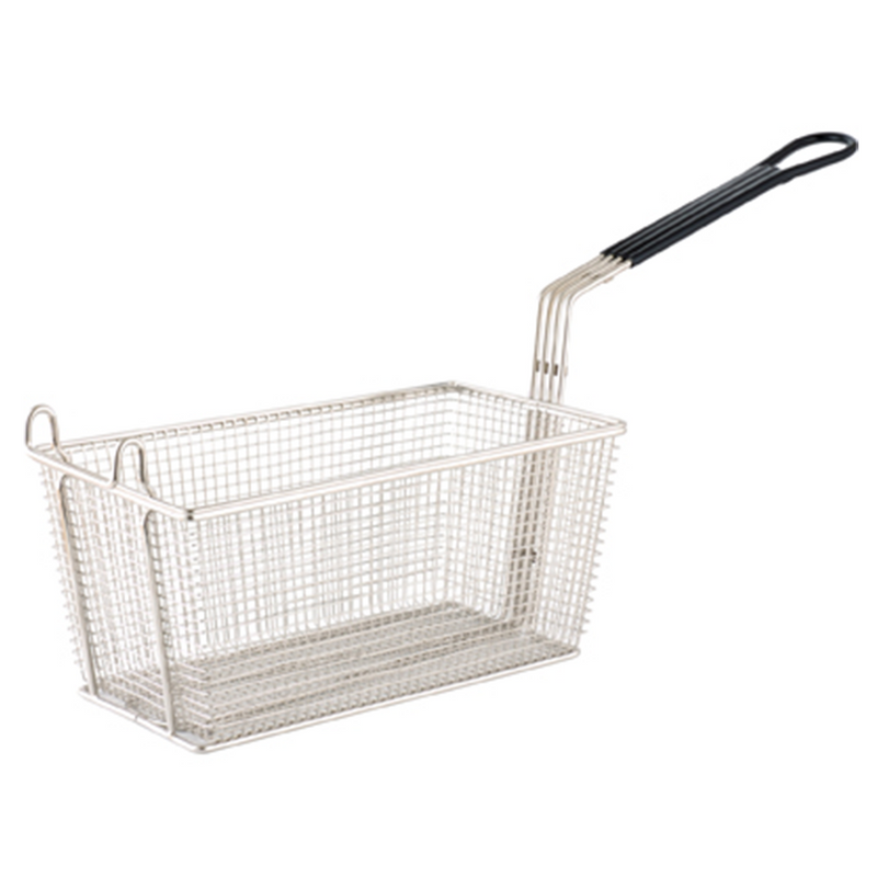 FRY BASKET RECTANGLE  350x140MM