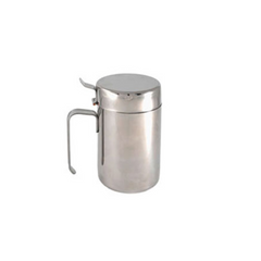 OIL  CANISTER  STAINLESS   1L