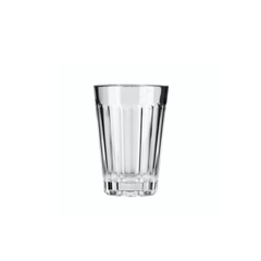 SHOT GLASS FACETED 110ML