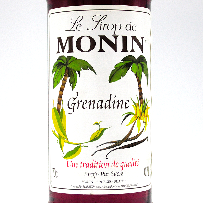 MONIN SYRUP    GRENADINE   700ML