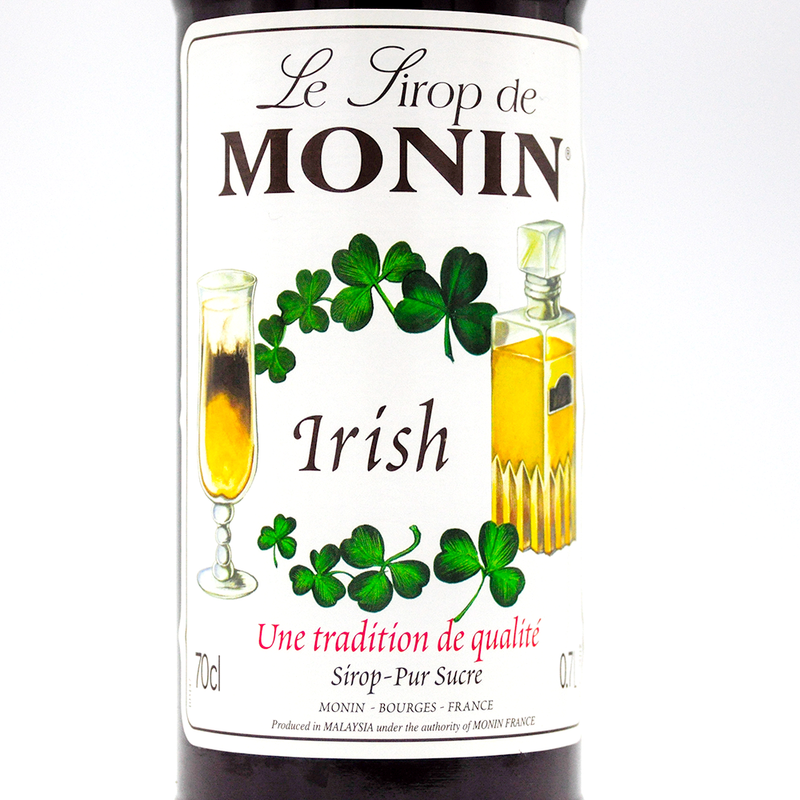 MONIN SYRUP  IRISH  700ML