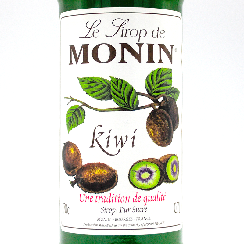 MONIN SYRUP      KIWI   700ML