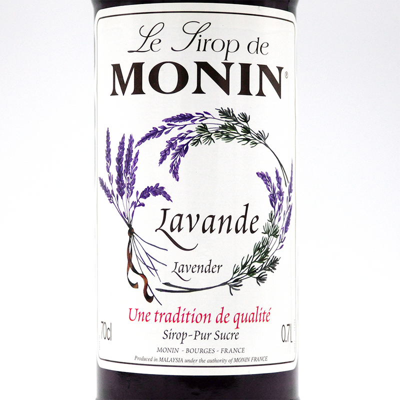 MONIN SYRUP  LAVENDER  700ML