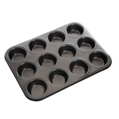 MINI MUFFIN SHEET 24 CUP N-STIK  45MM D