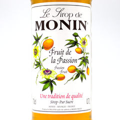 MONIN SYRUP   PASSIONFRUIT   700ML