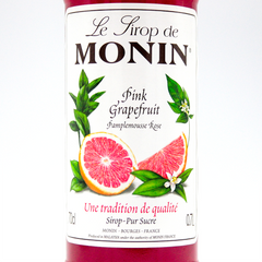 MONIN SYRUP   PINK GRAPEFRUIT  700ML