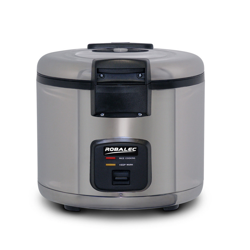 RICE COOKER+WARMER   ROBALEC 33 CUP