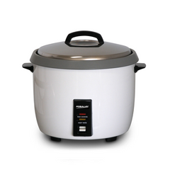 RICE COOKER  ROBALEC  30 CUP    10AMP