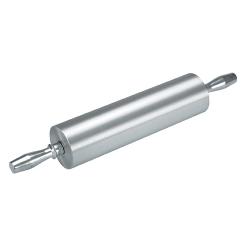 ALUMINIUM ROLLING PIN WITH HANDLES
