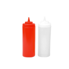 SAUCE SQUEEZE  BOTTLES 480ML