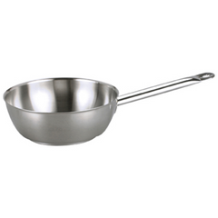 SAUTE  PANS  STAINLESS