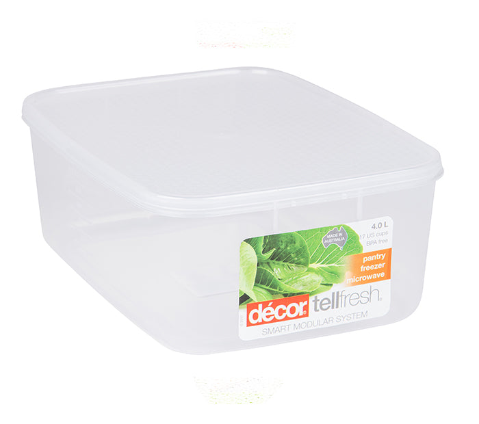 DECOR STORAGE CONTAINERS