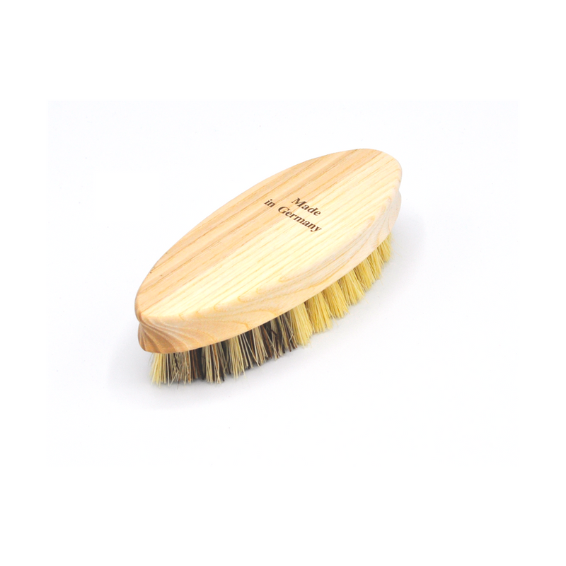 VEGETABLE  BRUSH WOOD OVAL