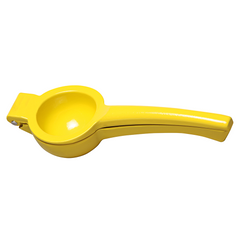 JUICER  LEMON HANDHELD YELLOW CAST c6