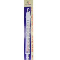 THERMOMETER  CHOCOLATE  0- 60.C