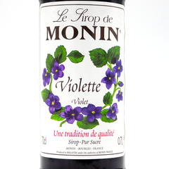 MONIN SYRUP    VIOLET   700ML