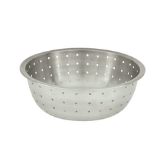 COLANDER STAINESS FLAT BASE