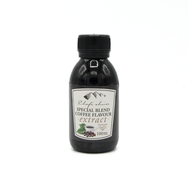 COFFEE FLAVOUR EXTRACT 100ML