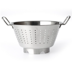 STAINLESS COLANDER HEAVY DUTY