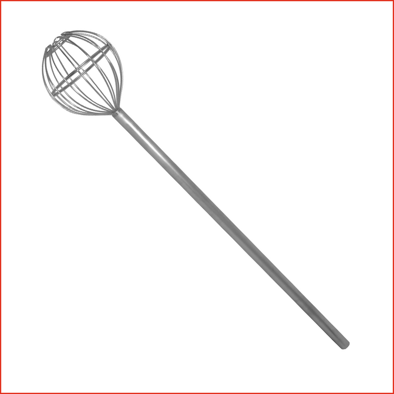 GIANT STAINLESS WHISKS