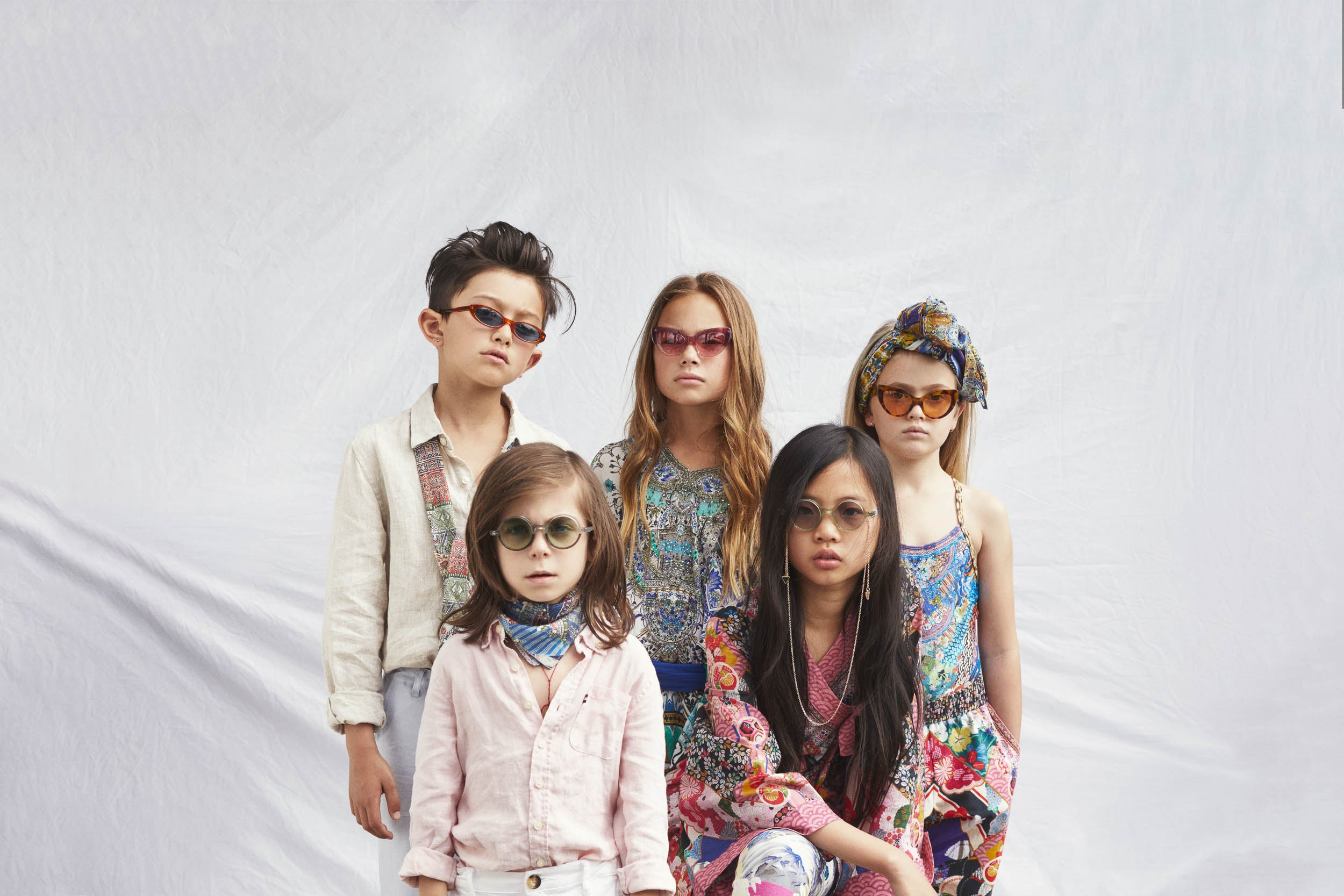 we the children sunglasses - the desert - freddie the rat kids boutique
