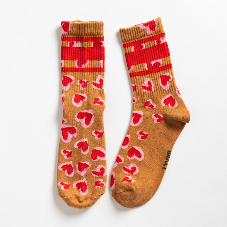 lillster hearty leo tube socks - freddie the rat kids boutique