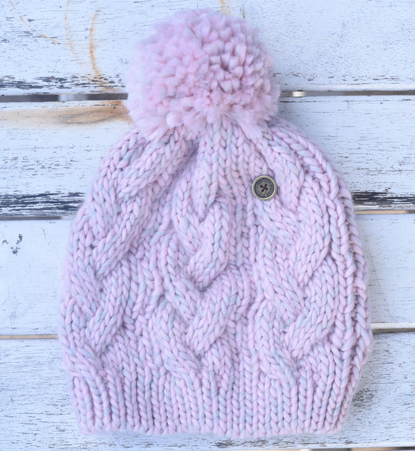 fallenBROKENstreet consciousness beanie - fairy floss - freddie the rat kids boutique