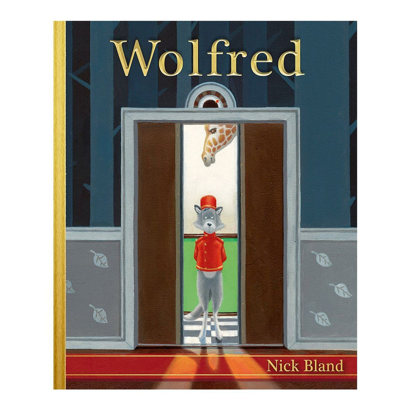 wolfred book - freddie the rat kids boutique