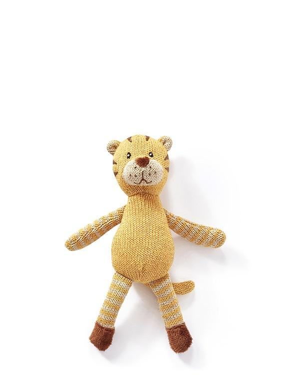 nana huchy teddy the tiger rattle - freddie the rat kids boutique