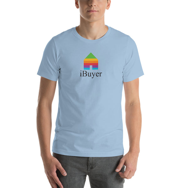 """iBuyer"" Short-Sleeve Unisex T-Shirt"