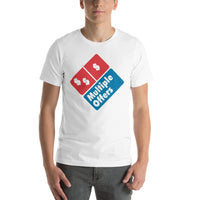 """Multiple Offers"" Short-Sleeve Unisex T-Shirt"