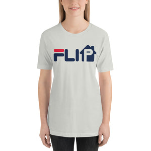 """FLIP"" Short-Sleeve Unisex T-Shirt"