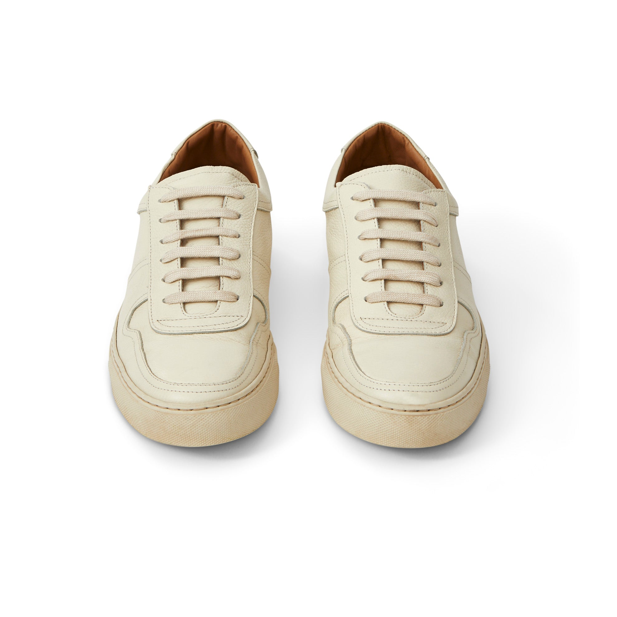 Men's Leather Sneakers