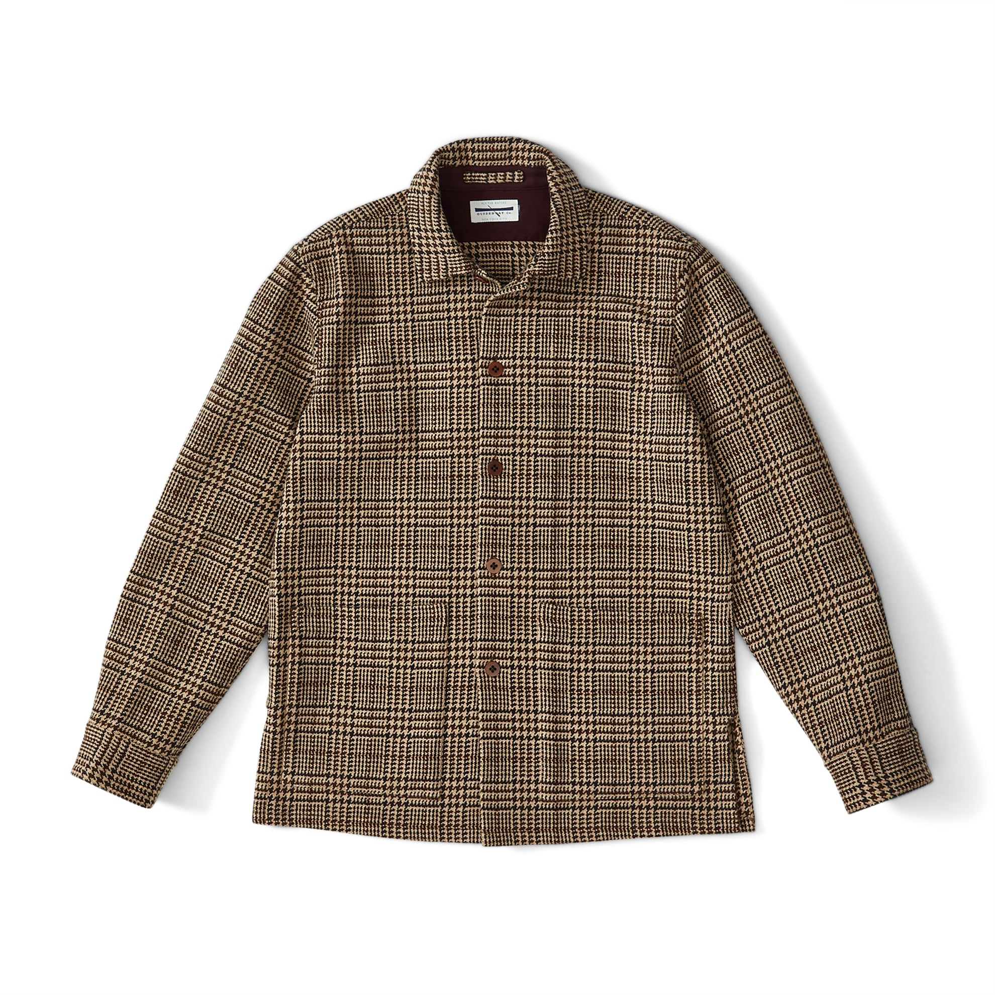 Italian Wool Camp Jacket