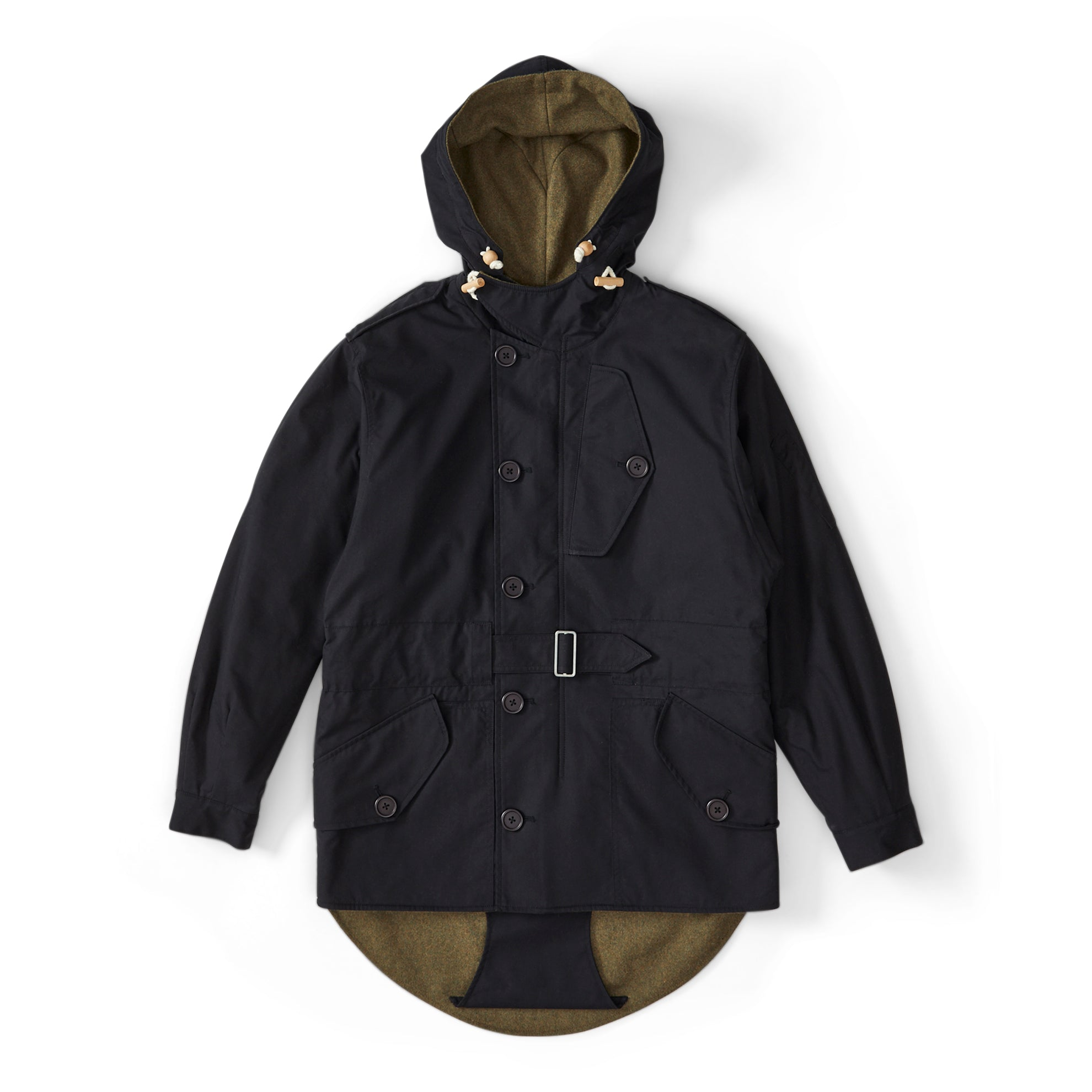 R.A.F. Mountain Rescue Parka