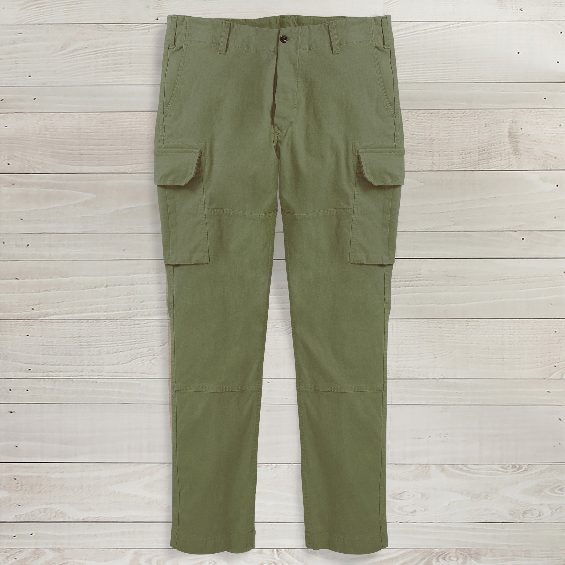 Corded Cargo Pants