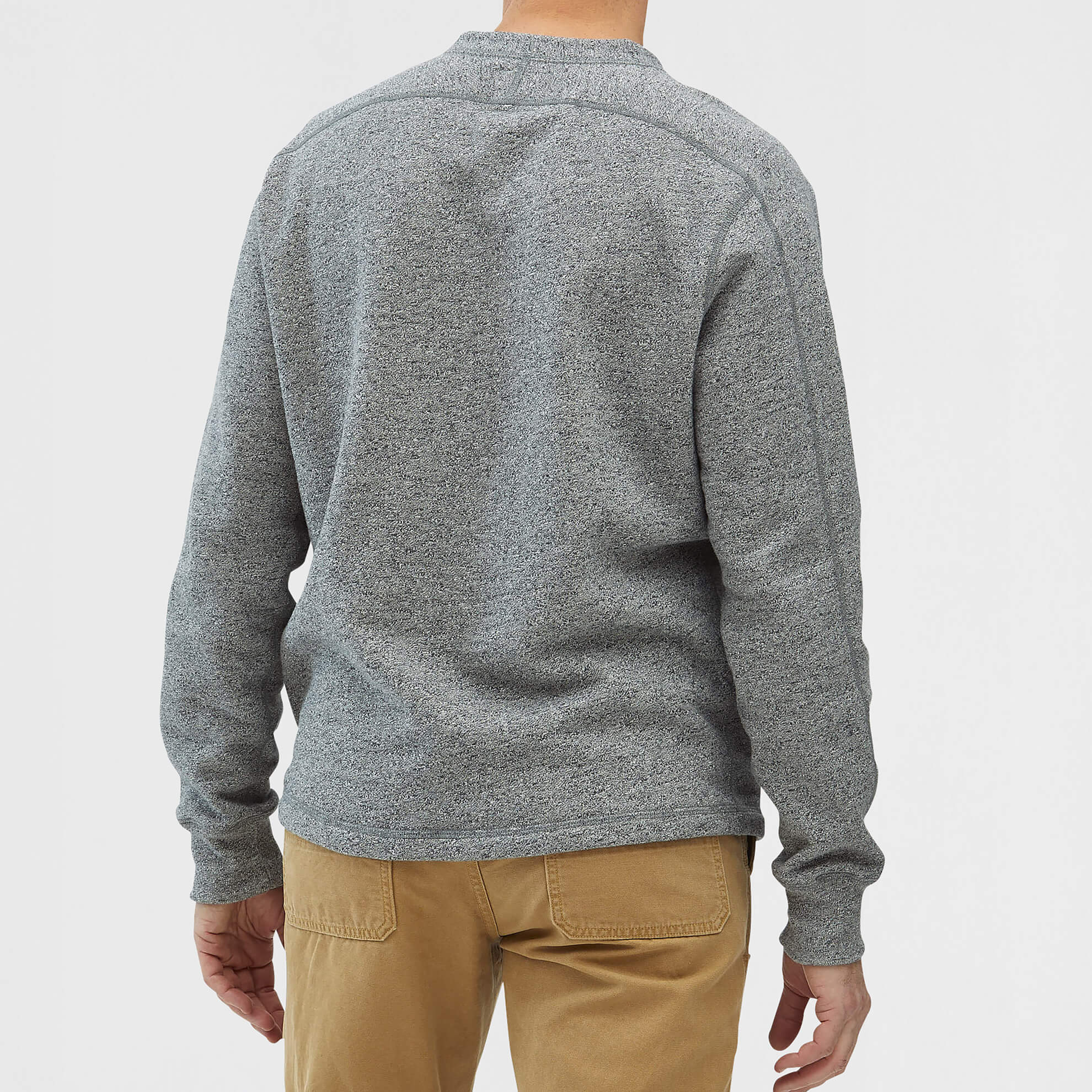Polaris Fleece Henley