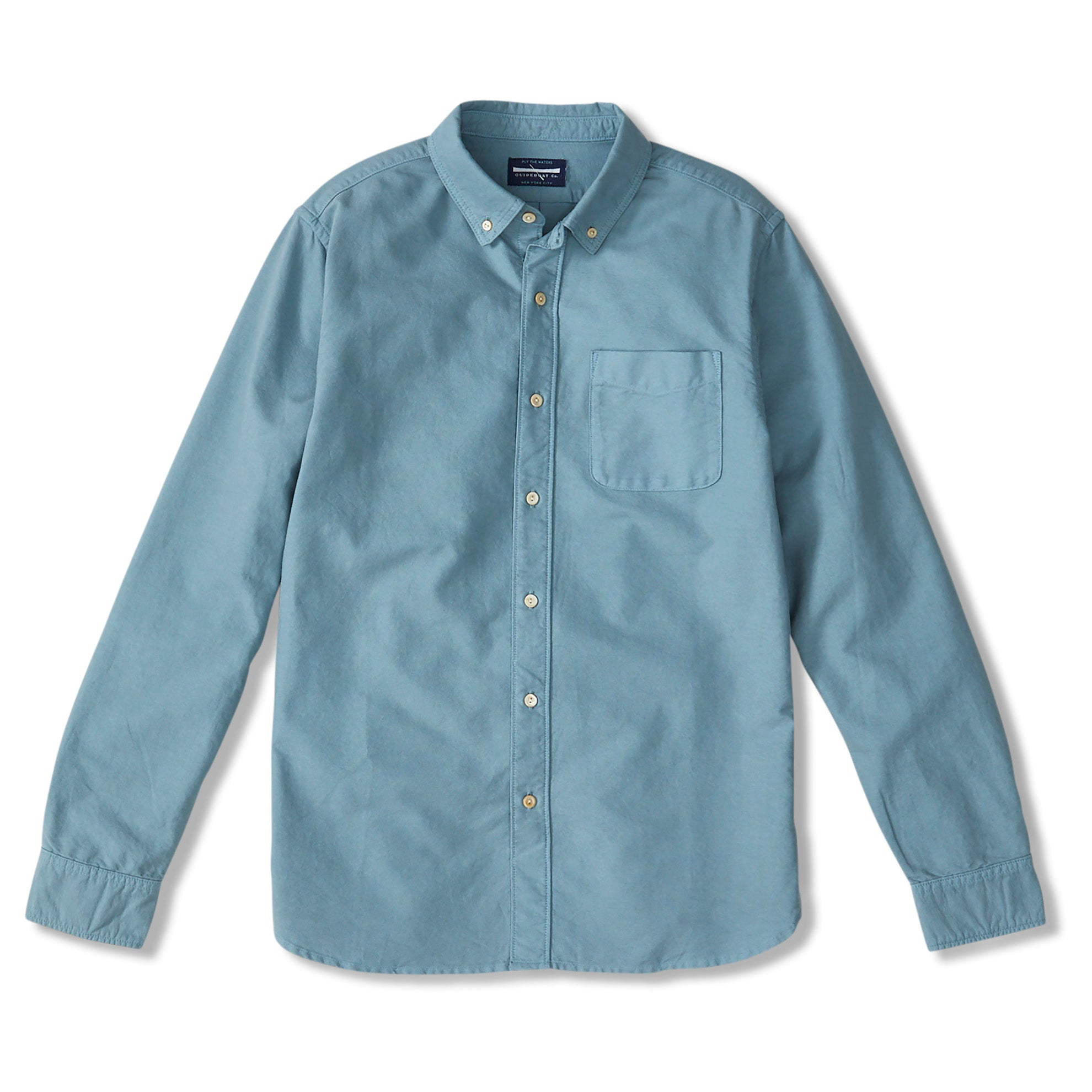 Garment Dye Oxford Shirting