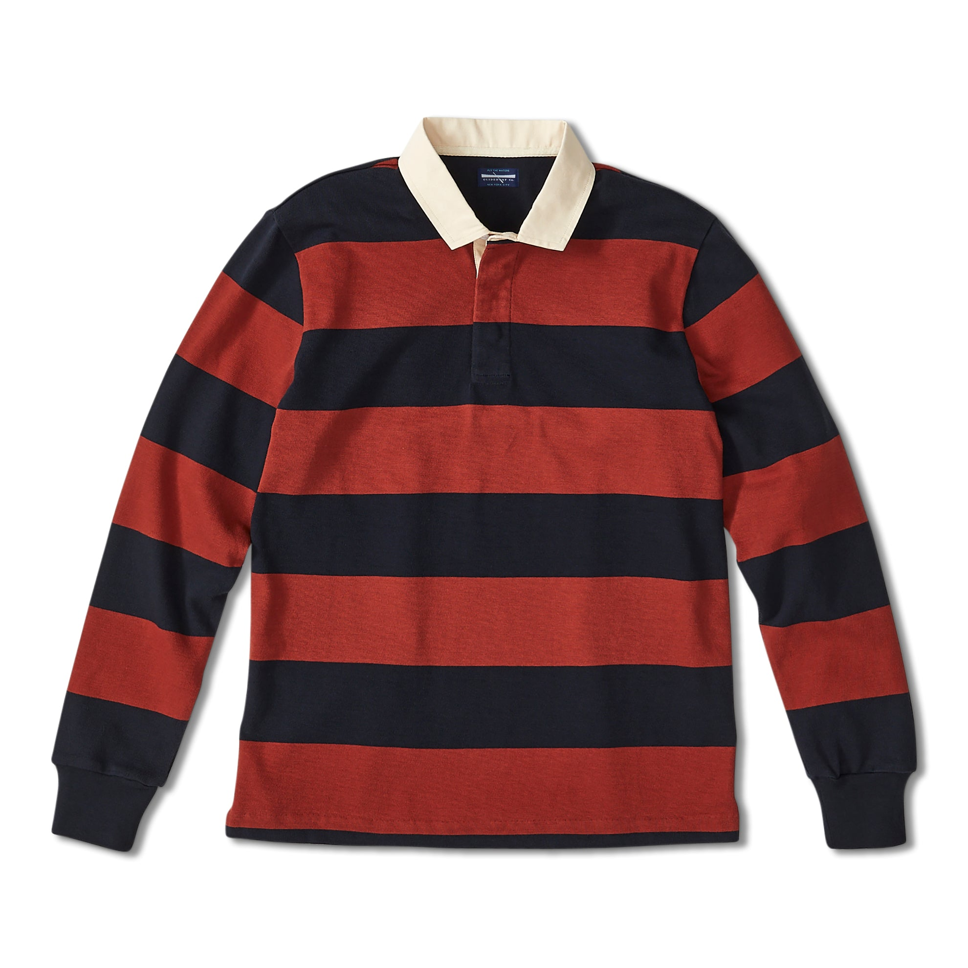 Long-Sleeve Rugby Shirt