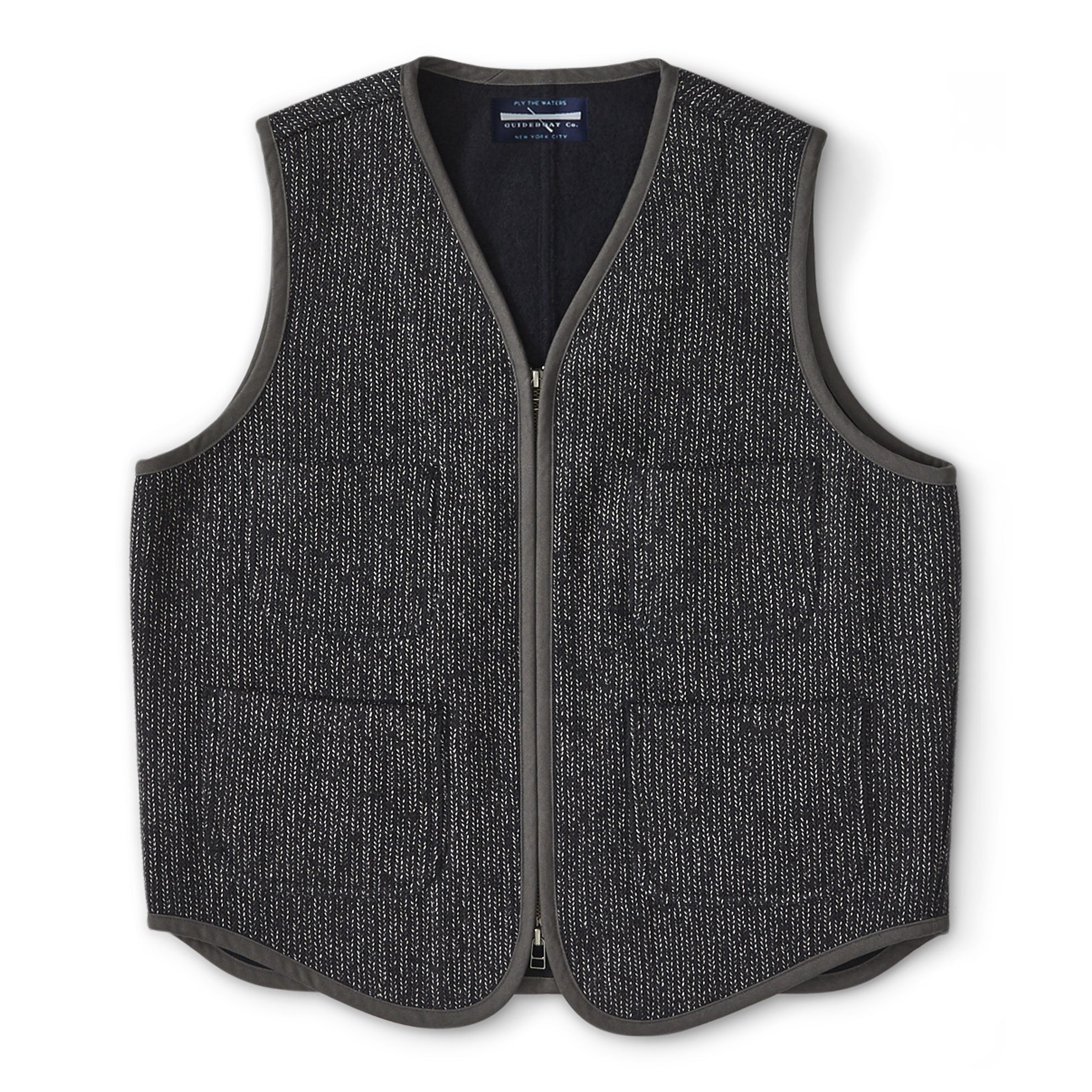 Beach Cloth Trapper Vest