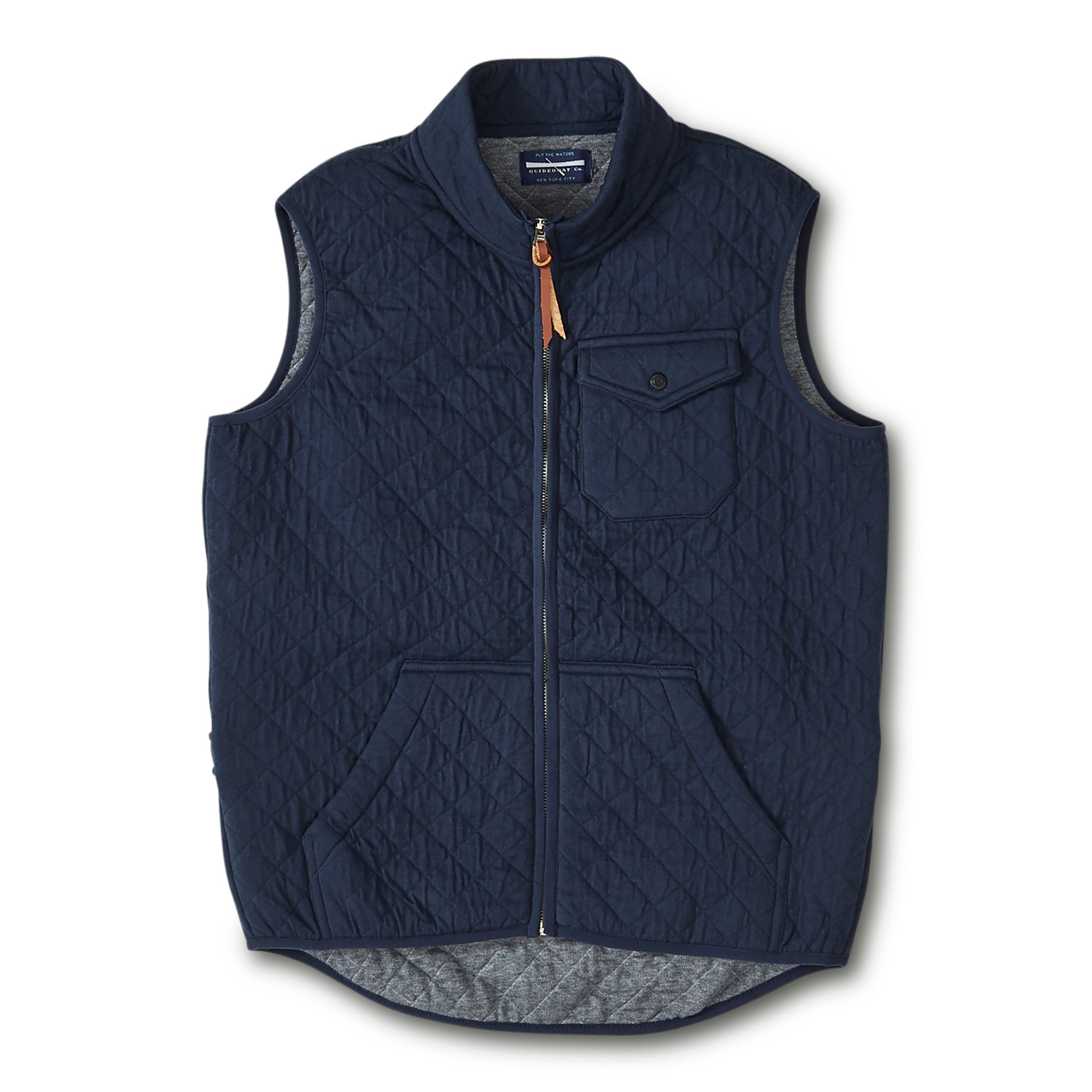 Mountaintop Quilted Vest