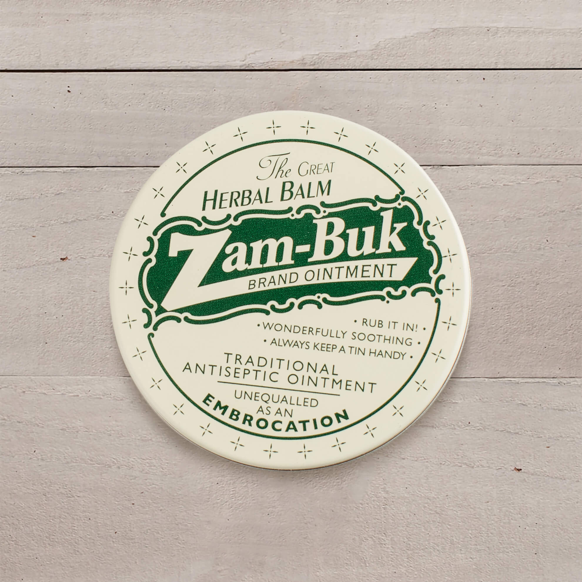 Zam-Buk Traditional Antiseptic Balm
