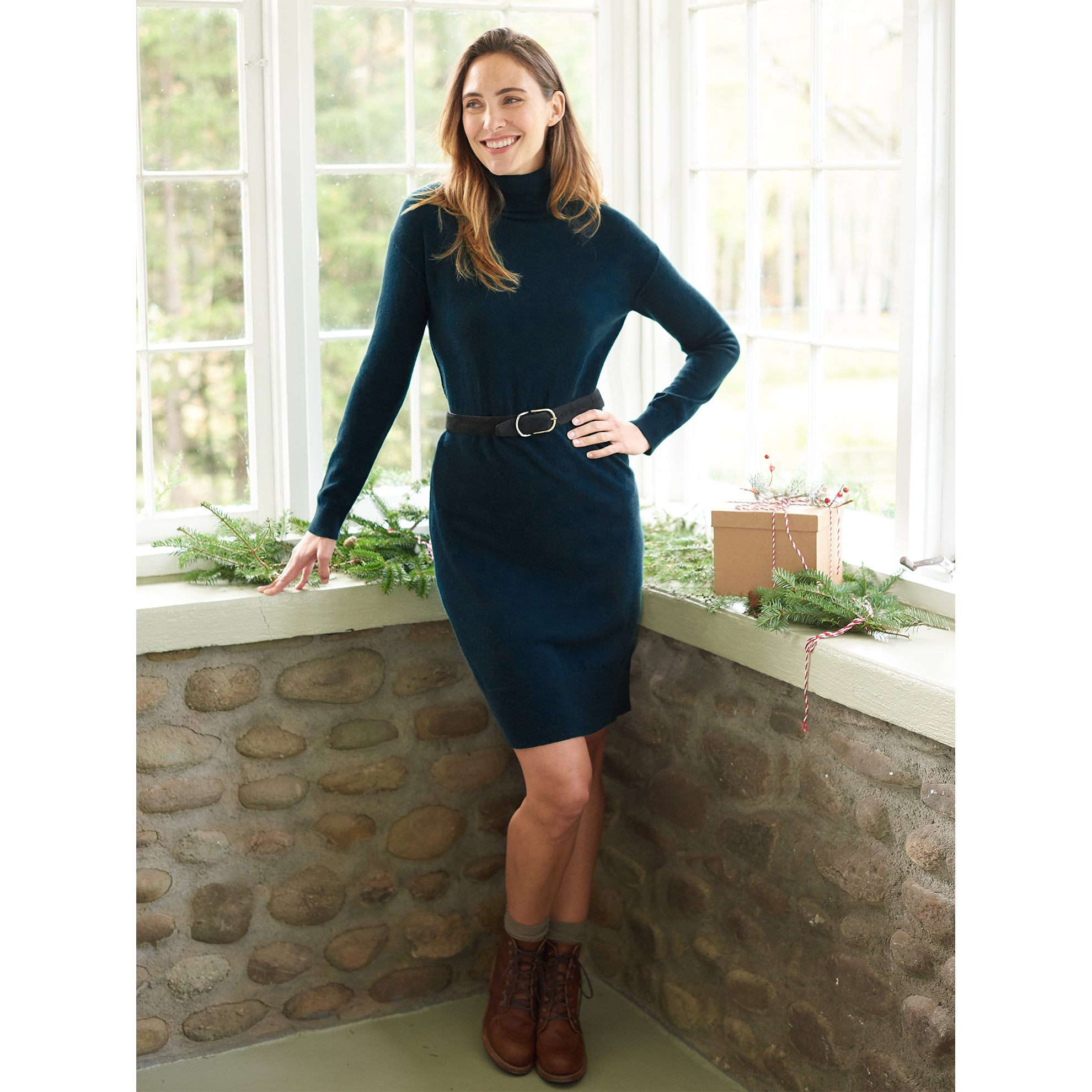 Doyenne Sweater Dress