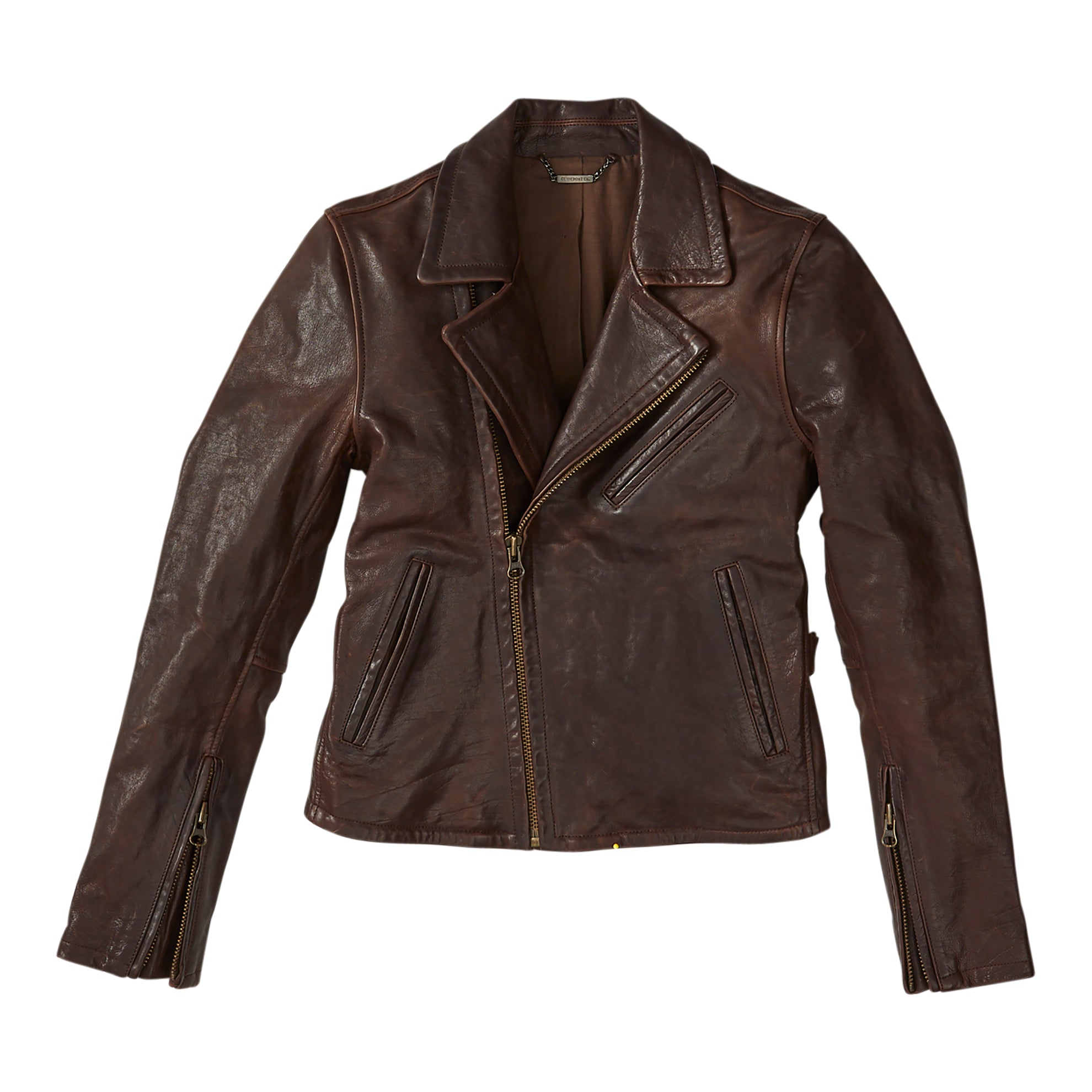 1930s European Motorcycle Jacket